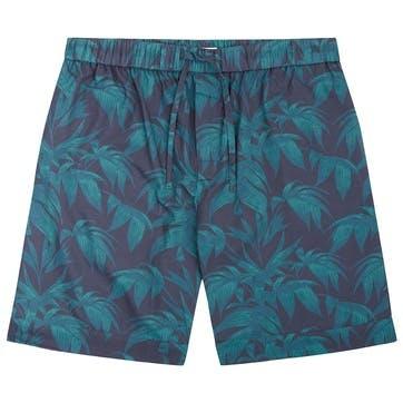 Byron Pyjama Shorts, Large