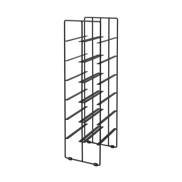Wine Rack, Black