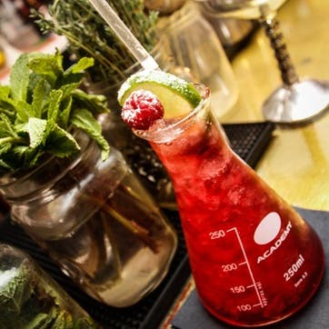 Mad Cocktail Masterclass for Two at The Mad Hatter Bar
