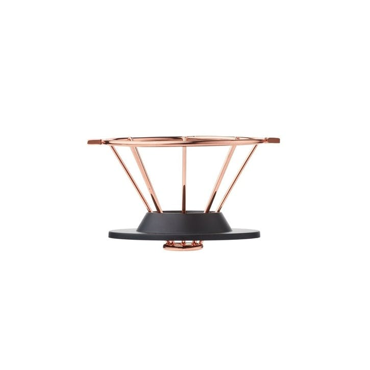 Beautifully Crafted Corral Pour Over, Copper