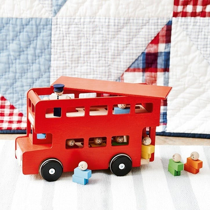 London Toy Bus