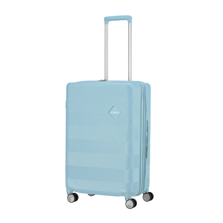 Flylife Spinner Suitcase, 67cm, Soft Mint