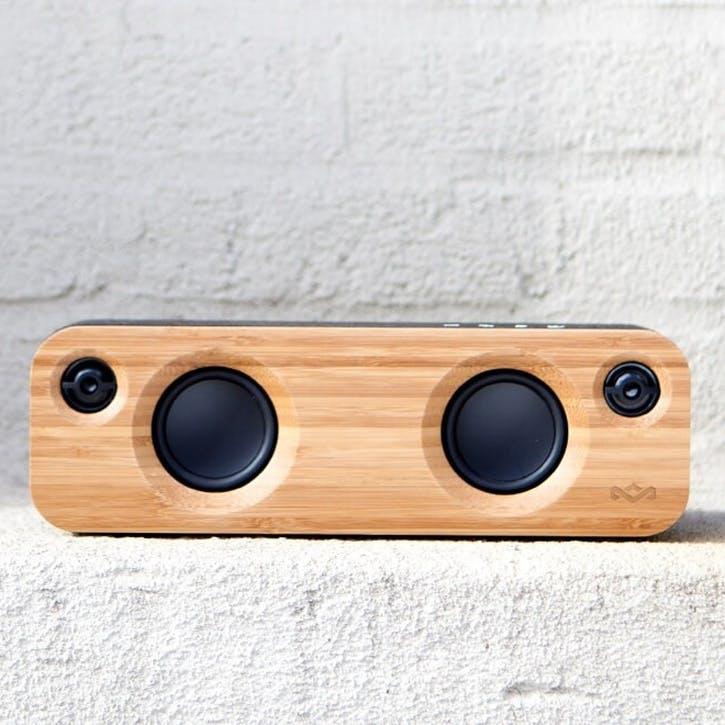Get Together Mini Bluetooth Speaker, Black