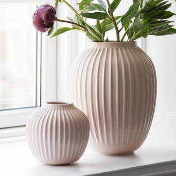 Hammershøi Vase, Small, Rose