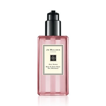 Body & Hand Wash, English Red Roses, 250ml