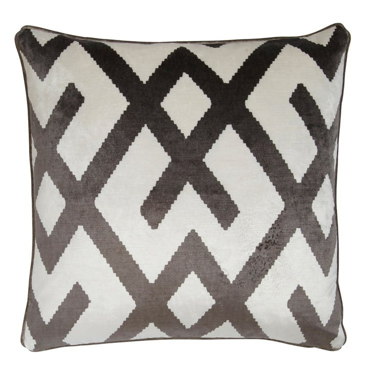 Fitzroy Grey Cushion