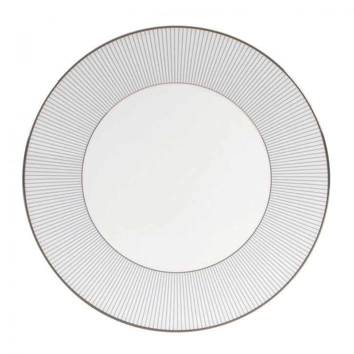 Pin Stripe Side Plate