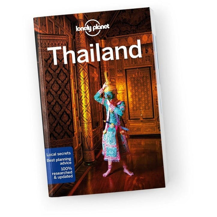 Lonely Planet Thailand, Paperback