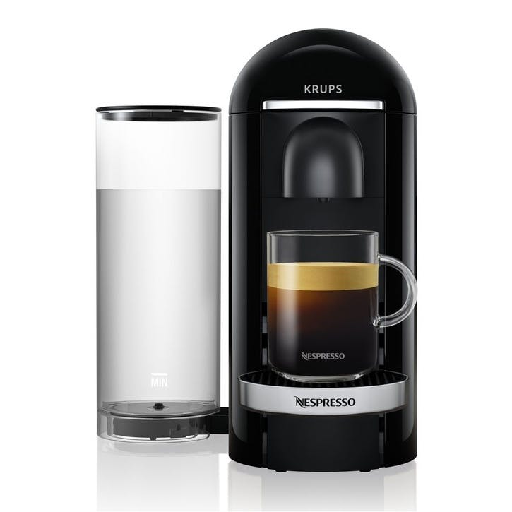 Vertuo Plus Coffee Machine; Black