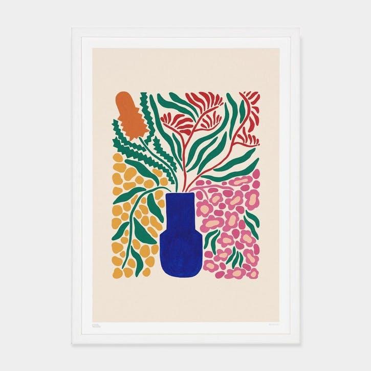 Liv Lee, A Bunch of Natives Art Print, Unframed, A2