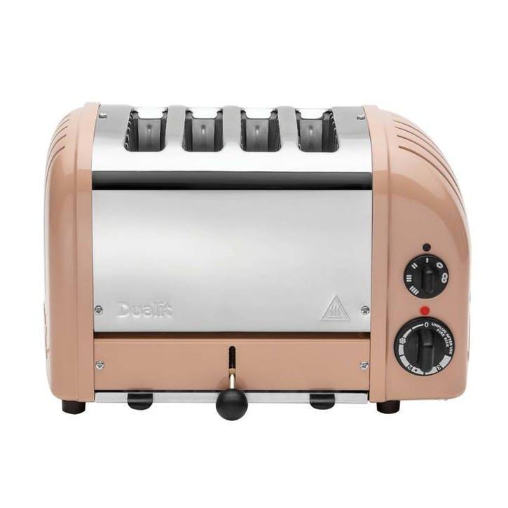 Classic Vario 4 Slot Toaster, Desert