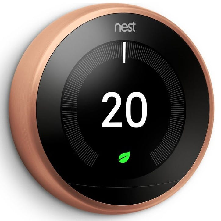 Learning Thermostat, Copper