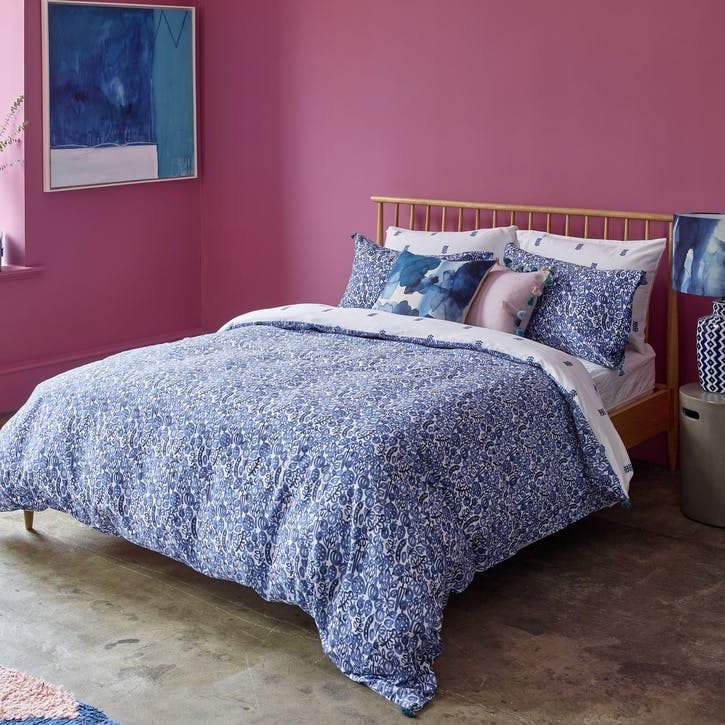 Wee Pomegranate Double Duvet Set