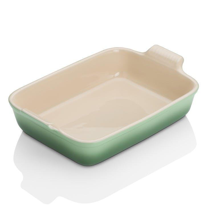 Stoneware Rectangular Dish - 32cm; Rosemary