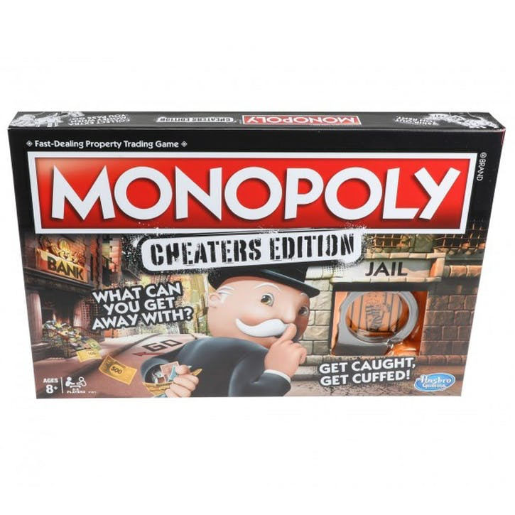 Monopoly, Cheaters Edition