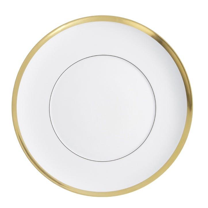 Domo Gold Dinner Plate