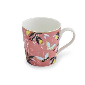Orchard, Mug, Coral