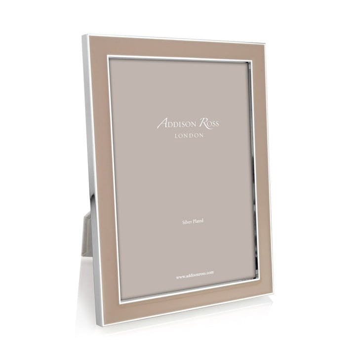 "15mm Photo Frame - 4"" x 6""; Cappuccino Enamel"