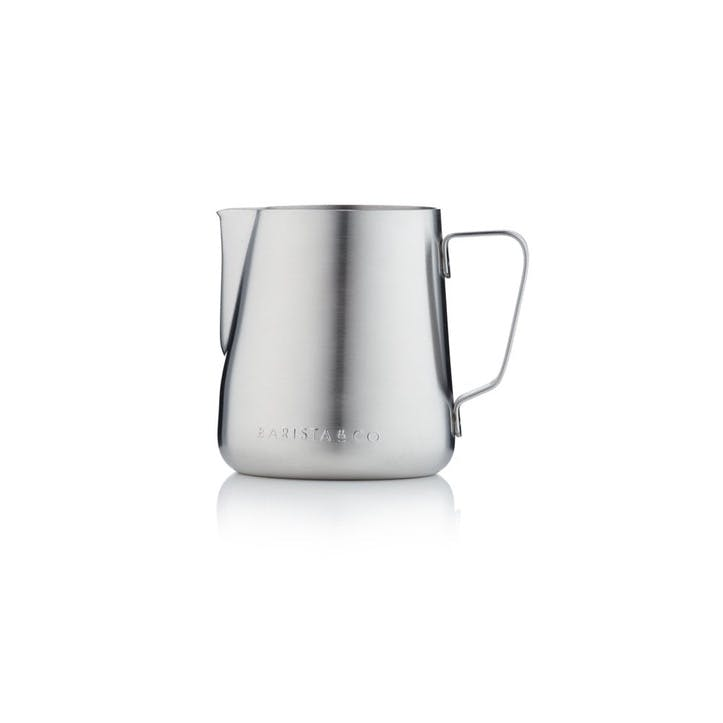 Milk Jug, Steel
