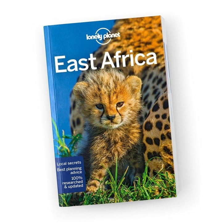 Lonely Planet East Africa, Paperback