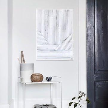Cove, Silke Bonde Art Print