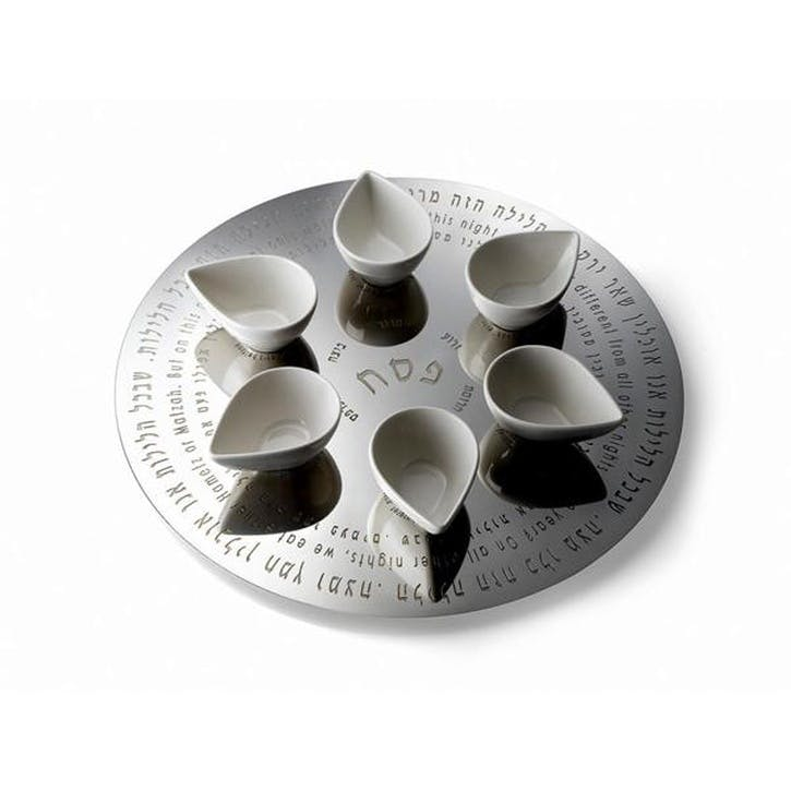 Ripple Seder Plate