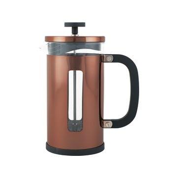 Origins Pisa Cafetiere, Copper, 8 Cup