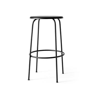 Afteroom, Bar Stool, H75 x W46 x D46cm, Black