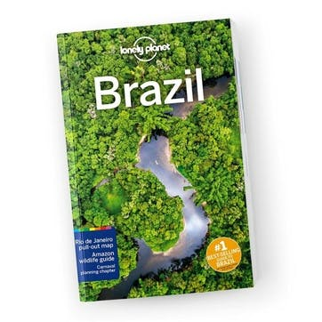 Lonely Planet Brazil, Paperback