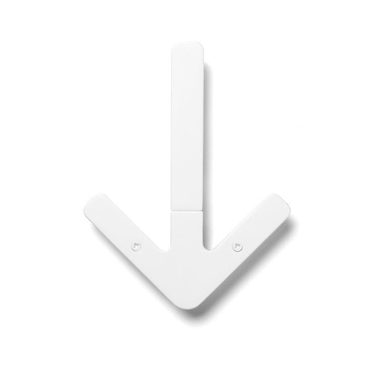 Arrow Hanger, White