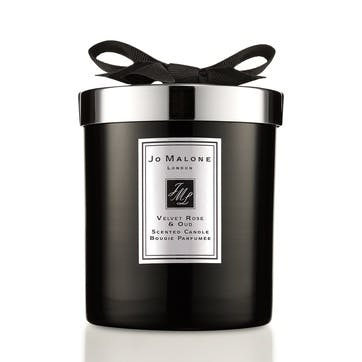 Cologne Intense Home Candle, Velvet Rose & Oud