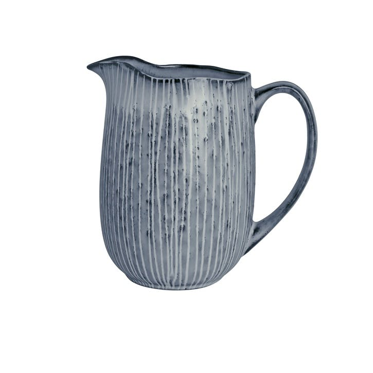 Jewel Stripe Jug, Large