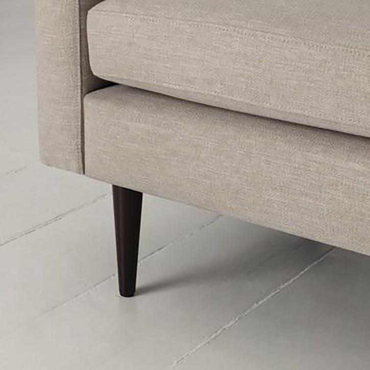 2 Seater Sofa, Model 01, Pumice