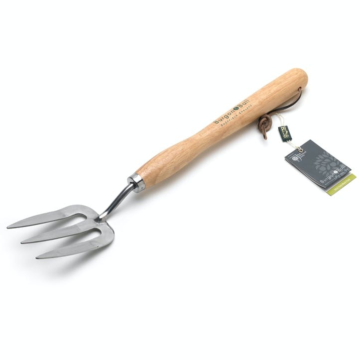 Stainless Steel Mid Handled Fork