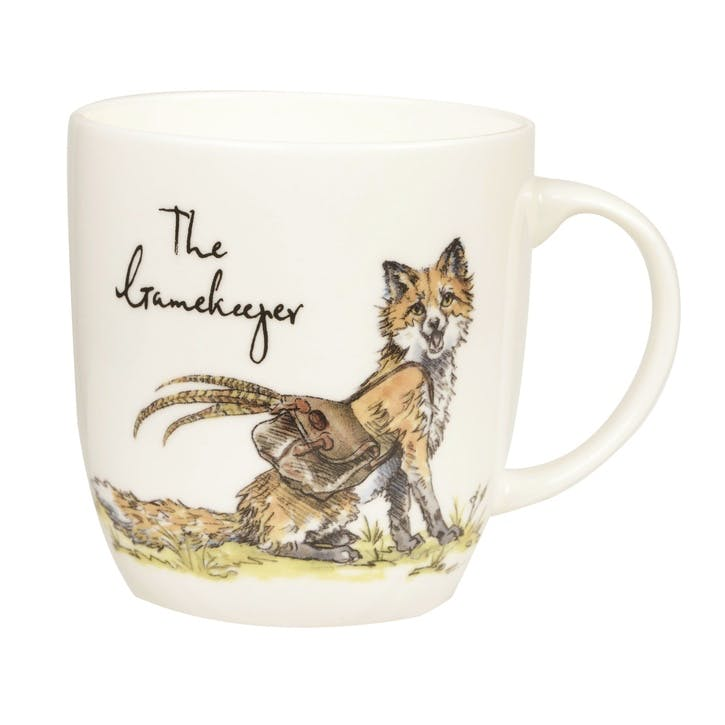 Country Pursuits The Gamekeeper Mug