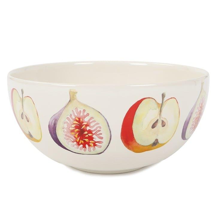 Cremona Fruit & Salad Bowl, 25cm, Purple