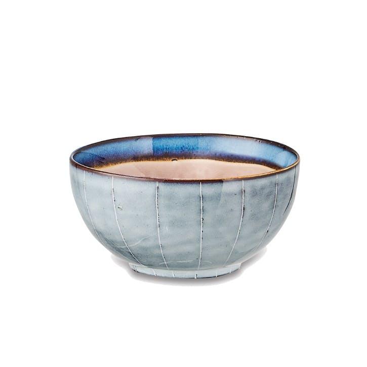 Dakara Ceramic Bowl; Dusky Pink