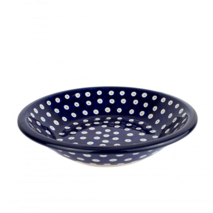 Blue Eyes Pasta Bowl, 21.5cm