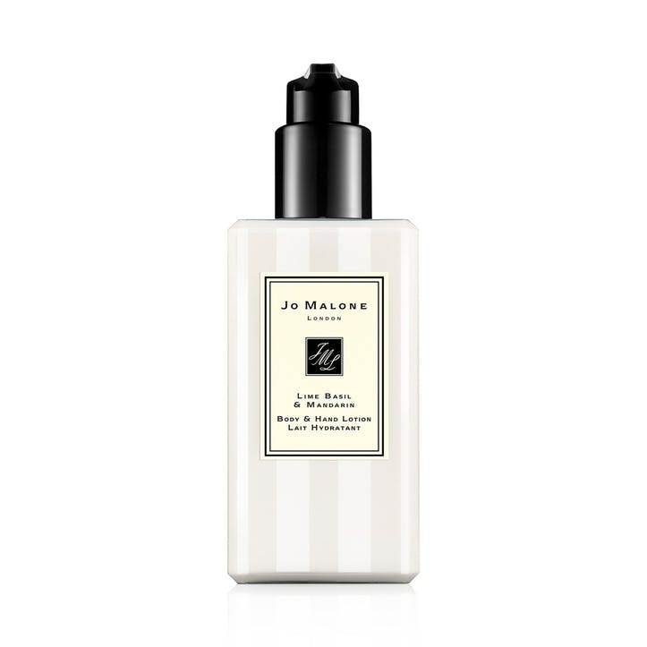 Body & Hand Lotion, Lime Basil & Mandarin, 250ml