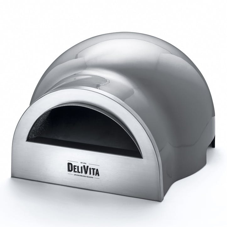 Delivita Outdoor Oven; Hale Grey