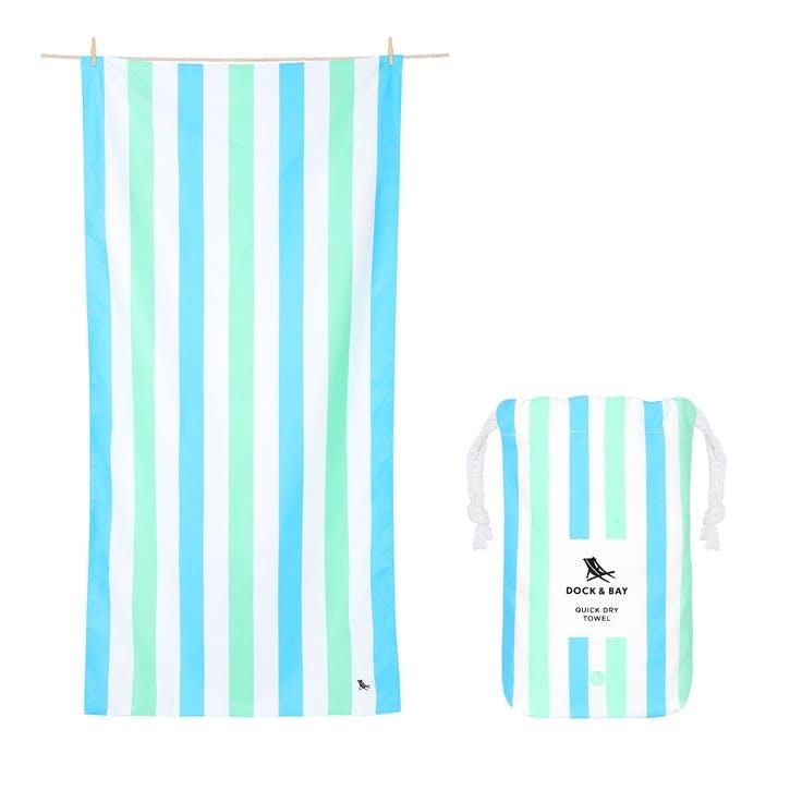 Summer Beach Towel; Endless Days; Extra Large