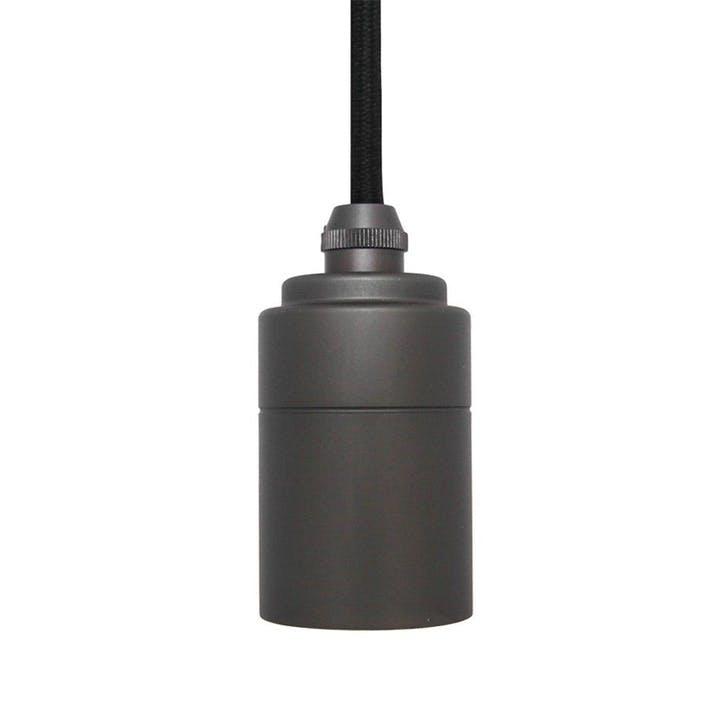 Knuckle Pendant Single Pendant L300 x W4cm Alluminium