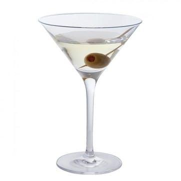 Wine & Bar Martini Glass Pair