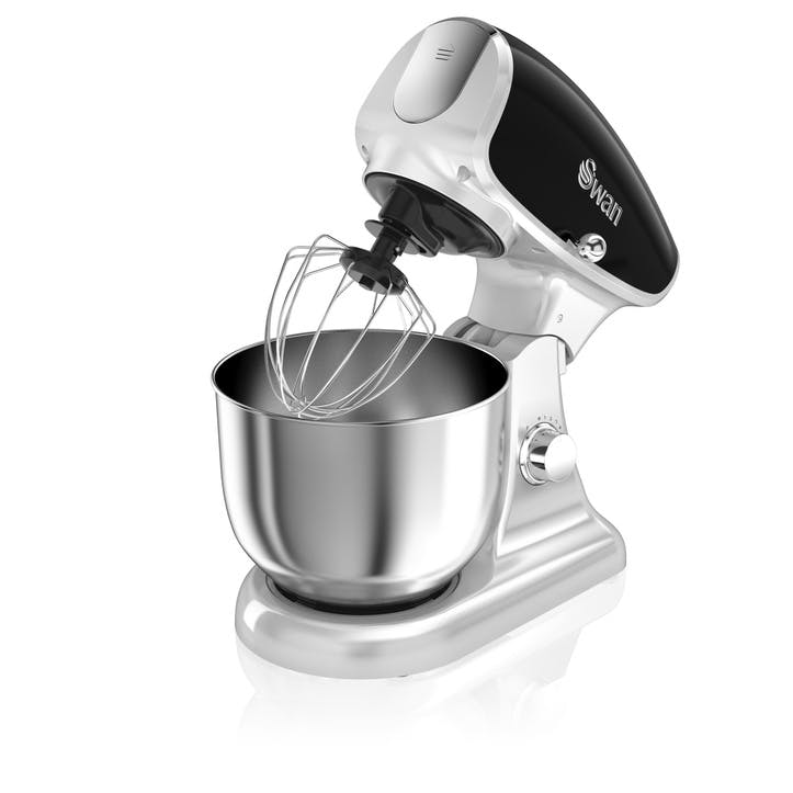 Retro Stand Mixer, Black