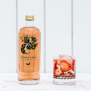 Black Cow Strawberry 70cl