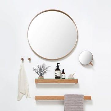 Glance Round Wall Mirror 660