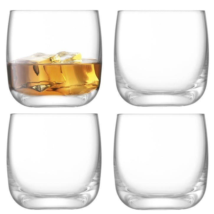 Borough Tumbler, Set of 4, 300ml