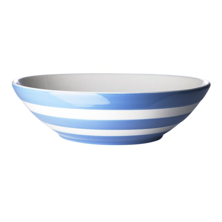 Serving Bowl, 31cm, Blue