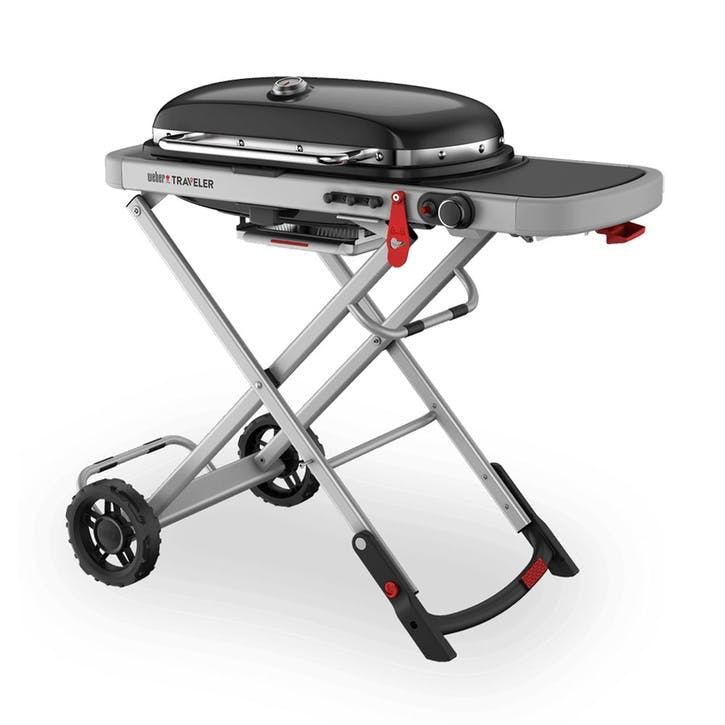 The Weber Traveler, Black