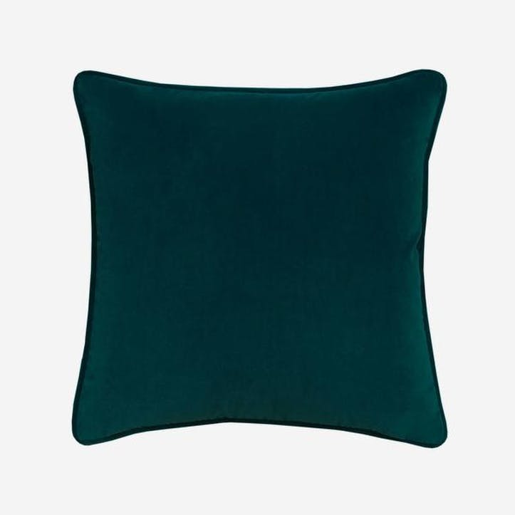Villandry Peacock Cushion